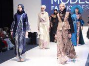 Indonesia Modest Fashion Week 2019 menampilkan merek lokal