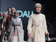 Deliatex berkolaborasi dengan desainer lokal Indonesia di Jakarta Fashion Week (JFW) 2020