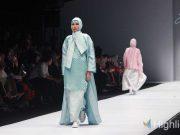 Jenny Tjahyawati tampilkan karya berbahan kain tenun songket bergaya streetwear