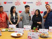 Platform e-commerce Lazada mengumumkan pemenang Dapur Lazada 2019