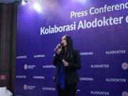 Platform Alodokter bekerja sama dengan Ikatan Dokter Indonesia (IDI)