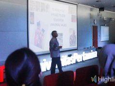TEDxUniversitasPertamina menghadirkan narasumber yang memiliki keahlian masing-masing