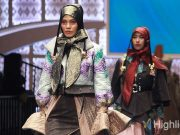 Indonesia Sharia Economic Festival (ISEF) 2019 menampilkan Road to Sustainable Fashion