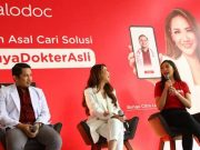 Halodoc bersama Bunga Citra Lestari (BCL) ajak masyarakat untuk bertanya dokter asli dan tepercaya