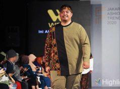 Jakarta Fashion Trend (JFT) 2020 menampilkan sejumlah koleksi pakaian pria dan wanita rancangan desainer