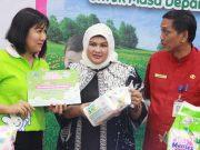 Kao Indonesia bersama Pemerintah Kota Jakarta Barat ajak masyarakat mengolah popok bayi bekas