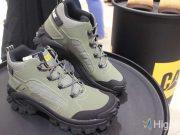 CAT Footwear meluncurkan koleksi sepatu terbaru di SOGO Central Park Jakarta