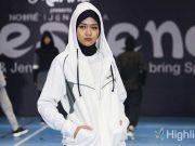 Kolaborasi Noore Sport Hijab dengan JENAHARA menampilkan koleksi pakaian olah raga terbaru