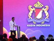 Kamar Dagang dan Industri (Kadin) Indonesia menggelar Dialog Nasional Ekonomi Kreatif