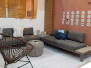 Pameran Hospitality Indonesia menampilkan beragam produk interior dan furnitur