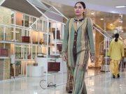Eco Fashion Week Indonesia (EFWI) 2019 menampilkan sejumlah pameran dan fashion show