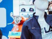 Fila X Vespa merupakan koleksi pakaian yang trendy klasik dan fashionable