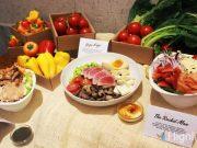 SaladStop! berkolaborasi dengan Ageless Galaxy menghadirkan menu baru dan merchandise