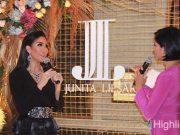 Sosialita cantik Junita Liesar merilis fashion brand terbaru bernama JL by Junita Liesar