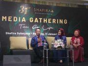 "Shafira berkerja sama dengan pemerintah Provinsi Jawa Barat merilis koleksi bertajuk ""Tree of Life"""