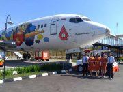 Jogja Flight merupakan lembaga pendidikan di Yogyakarta yang memberikan pelatihan pramugari