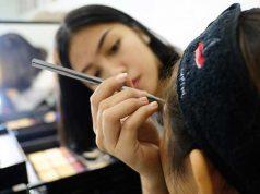 Daftar tempat kursus sekolah belajar makeup hairdressing salon kecantikan terkenal
