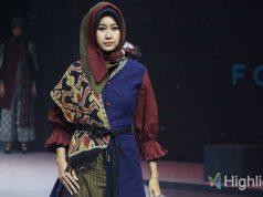 BBPLK Semarang berpartisipasi di ajang Muslim Fashion Festival (MUFFEST) 2020 menampilkan sejumlah desainer