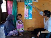 1000 Days Fund mengadakan program pembagian 12 ribu poster di Indonesia untuk mencegah stunting