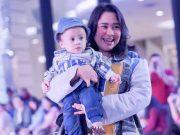 Mothercare Indonesia menampilkan sejumlah koleksi pakaian anak-anak terbarunya di Fashion Nation XIV Edition