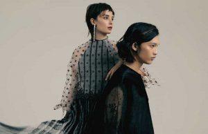 Desainer Sapto Djojokartiko menampilkan koleksi Fall/Winter 2020 terbarunya di flagship store pertama di Plaza Senayan