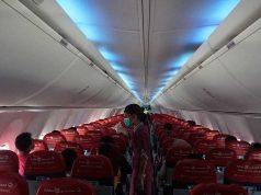 Lion Air menerapkan physical distancing selama operasional penerbangan untuk mencegah wabah covid-19