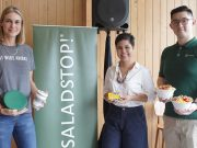 SaladStop! Indonesia membuka gerai terbarunya di Pantai Indah Kapuk (PIK) Avenu Jakarta Utara