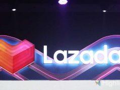 Platform e-ceommerce Lazada merayakan ulang tahunnya ke-8 lewat teknologi live streaming di tengah wabah Covid-19