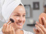 Jenis macam bedak powder produk makeup kosmetik kecantikan beserta fungsi manfaat kegunaan