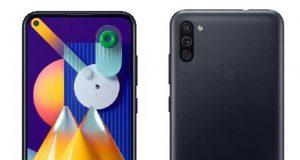 Samsung Electronics Indonesia meluncurkan model smartphone hape terbaru galaxy series m11 spesifikasi harga