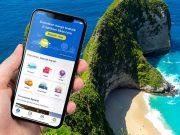 tiket.com mengadakan penawaran spesial melalui campaign bertemakan Saleprise