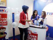 PT. Citra Van Titipan Kilat (TIKI) meluncurkan layanan terbaru TIKI Jemput Antar (PUTAR)