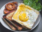Manfaat kegunaan sarapan pagi menu makanan minuman untuk kesehatan tubuh badan