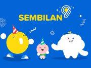 Aplikasi pemesanan tiket.com ulang tahun ke-9 menyelenggarakan berbagai program