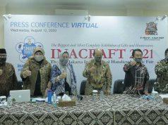 The 22nd INACRAFT pada bulan Maret – April 2021 mendatang di Jakarta Convention Center