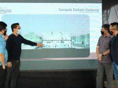 PT Wijaya Karya Realty menghadirkan Laswicity HERITAGE (L-HERITAGE) ruang publik dengan nilai historis tinggi