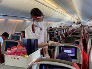 Batik Air melaksanakan kampanye kenyamanan dan keselamatan perjalanan udara (safe travel campaign)