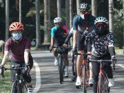 Dyandra Promosindo membuat event sepeda dengan tajuk Kebun Raya 75K