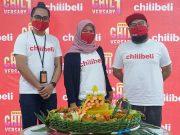 Chilibeli startup aplikasi perniagaan sosial ibu rumah tangga meluncurkan program bagi Mitra