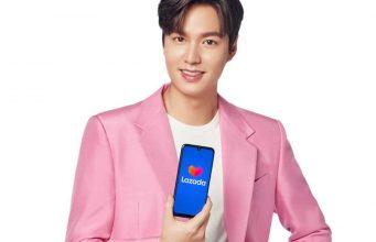 Lazada Group menunjuk Lee Min Ho sebagai brand ambassador regional pertama