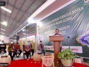 Produk rotan furniture kerajinan asal Cirebon diekspor ke luar negeri masuk pasar global internasional