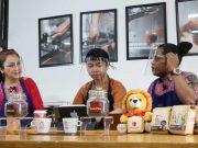 Talkshow interaktif pelatihan barista kopi pemberdayaan ekonomi masyarakat desa