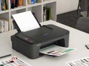 PT Datascrip distributor resmi Cannon di Indonesia rilis printer PIXMA Ink Efficient E3470