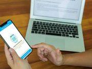 Aplikasi dompet digital memperbarui fitur DANA Bisnis mudahkan UMKM