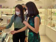 Brand kosmetik Korea The Face Shop membuka toko flagship di Indonesia
