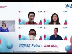 BCA dengan AIA resmi meluncurkan Proteksi Penyakit Kritis Maksima Extra (PRIMA Extra)