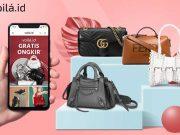 Voila.id menawarkan kemudahan berbelanja koleksi luxury fashion
