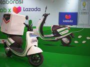 Grab dan Lazada memperluas jangkauan logistiknya secara ramah lingkungan di Jabodetabek