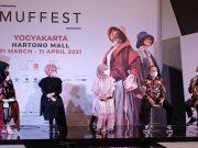 Rangkaian Muslim Fashion Festival (MUFFEST) berlanjut di Kota Yogyakarta