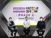 IIMS Virtual Phase 2 menghadirkan Test Drive & Ride di Senayan Park